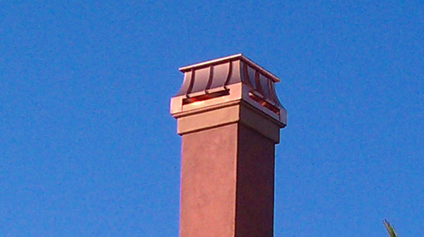 Orange County Chimney Cap Installation