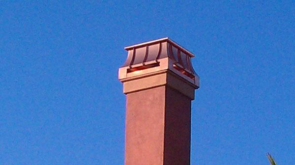 Chimney Cap Repairs Installation Sales Orange County