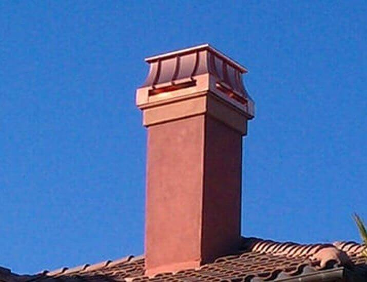Chimney Caps Sales, Installation