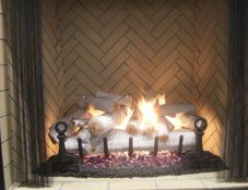 Orange County Vent, Vent-Free Gas Logs