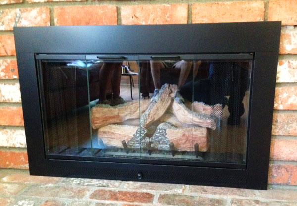 Fireplace Glass Ceramic Gas Logs Fire Glass Orange County Los Angeles Ca Installation Repair
